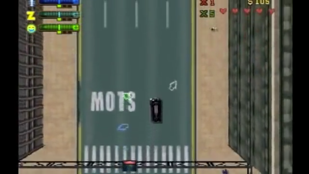 GTA 2 Screen