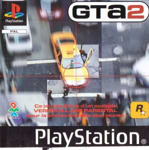 GTA 2 Jaquette
