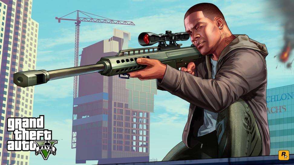 GTA V Background