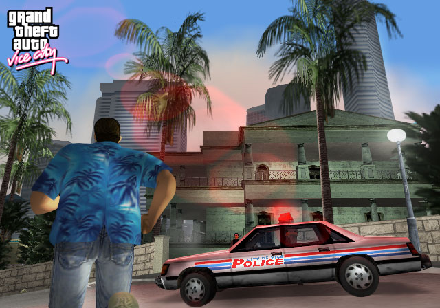 Cheat Codes Vice City