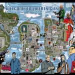 GTA 3 Map