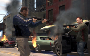 GTAIV Armes