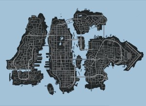 Liberty City GTA IV