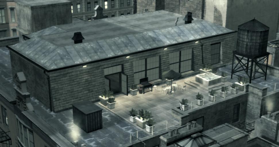 Planque Playbox GTA IV
