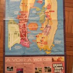 Carte de GTA Vice City
